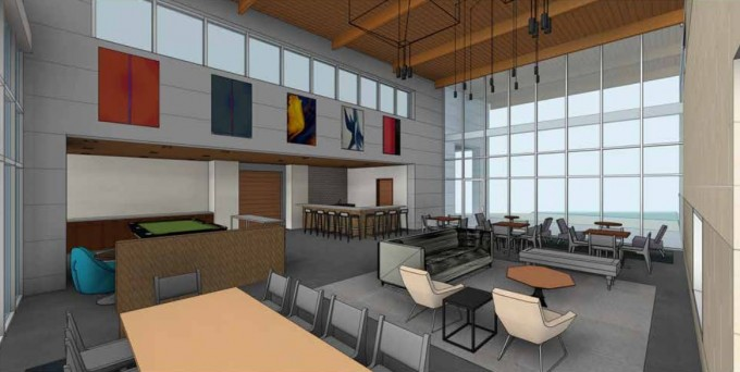 Hollyhock Amenity Center Amp Phase 1a Amp 1b Sitework