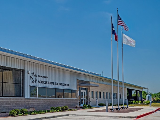Arlington Isd Agricultural Science Center