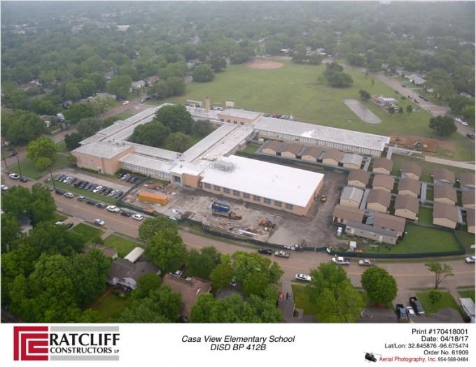 Casa View Elementary School Addition For Dallas Isd