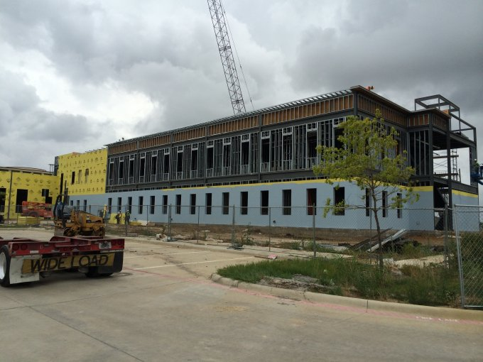 Harmony School Of Innovation Ft Worth Phase Ii