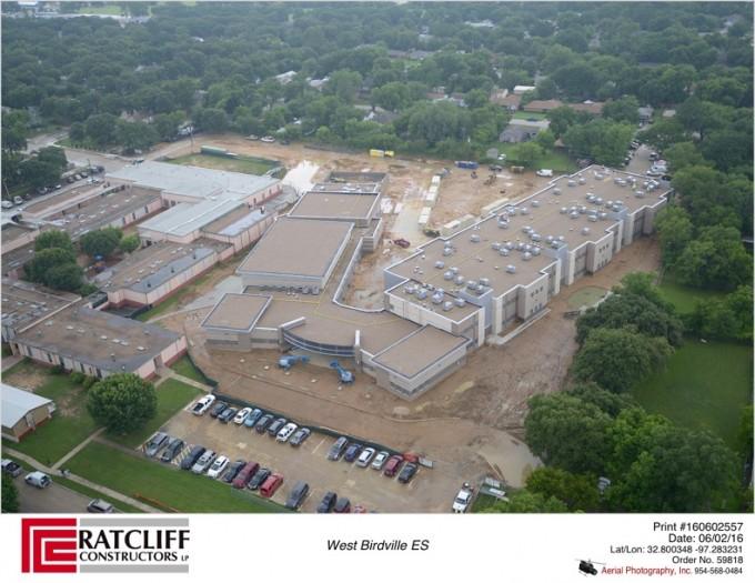 West Birdville Elementary School Replacement Haltom City Tx