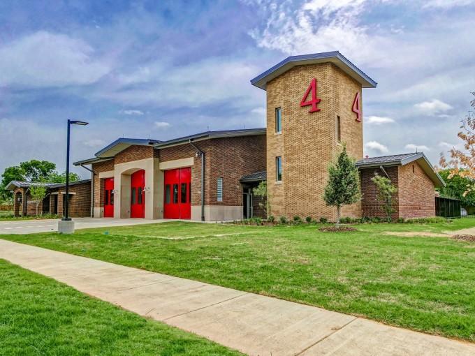 Denton Fire Station No 4