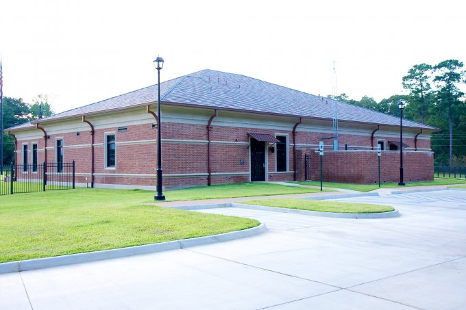 Woodworth Municipal Building Town Hall And Police Complex