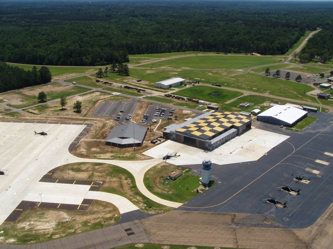 Army Aviation Support Facility Camp Beauregard