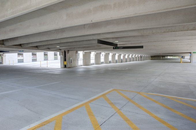 Mcneese State University Parking Garage