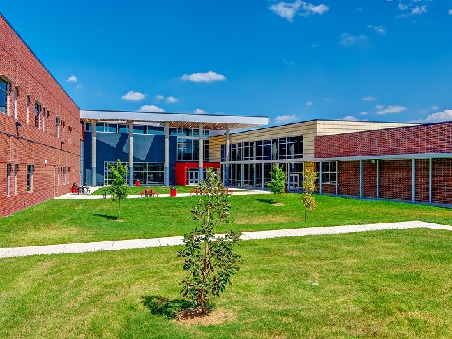 North Richland Middle School Replacement For Birdville Isd