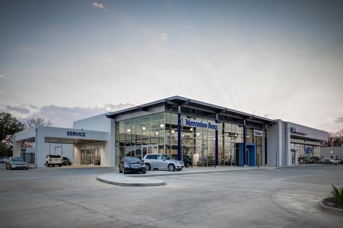 Mercedes Benz Charlotte Nc >> Mercedes-BMW Dealership