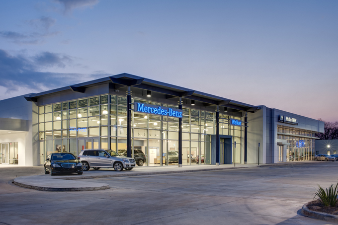 Mercedes Bmw Dealership Ratcliff Construction Company