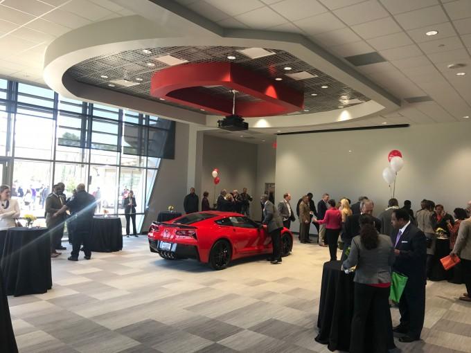 Baton Rouge Community College Automotive Training Center