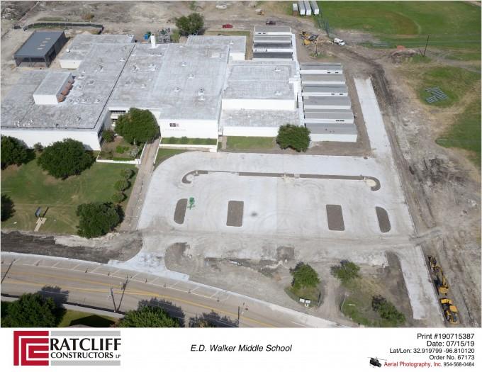Dallas Isd E D Walker Middle School