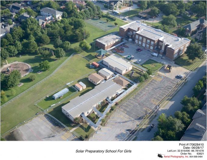Solar Preparatory For Girls For Dallas Isd