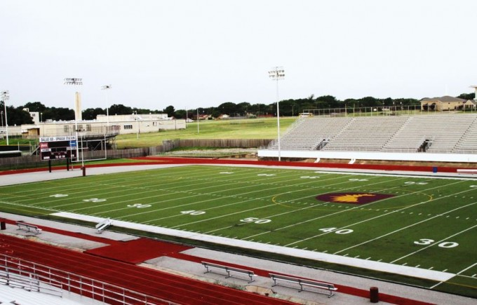 Dallas Isd Sprague Athletic Complex Renovations