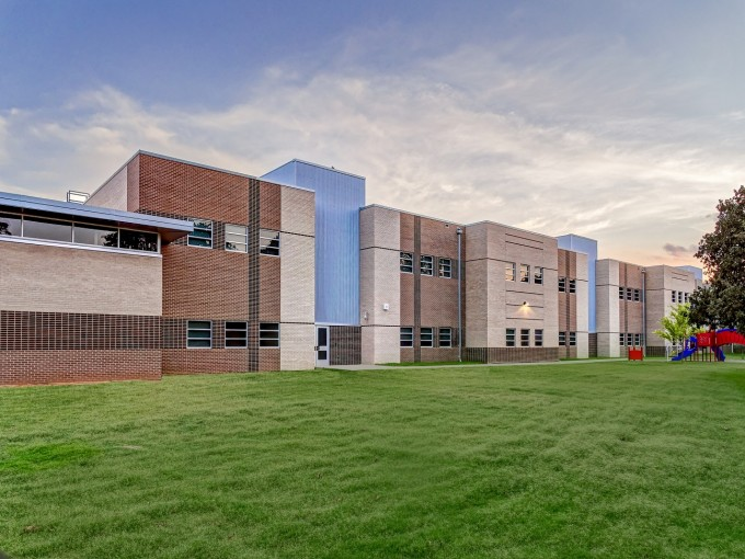 West Birdville Elementary School Replacement Haltom City Tx